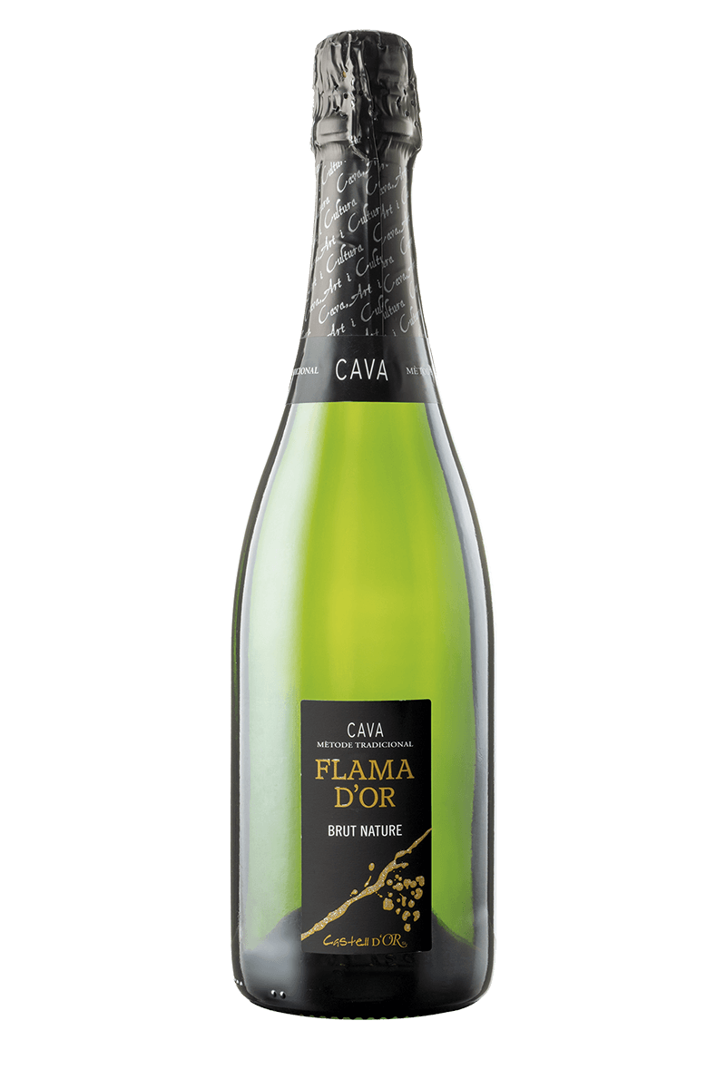 cava Flama Or Brut Nature