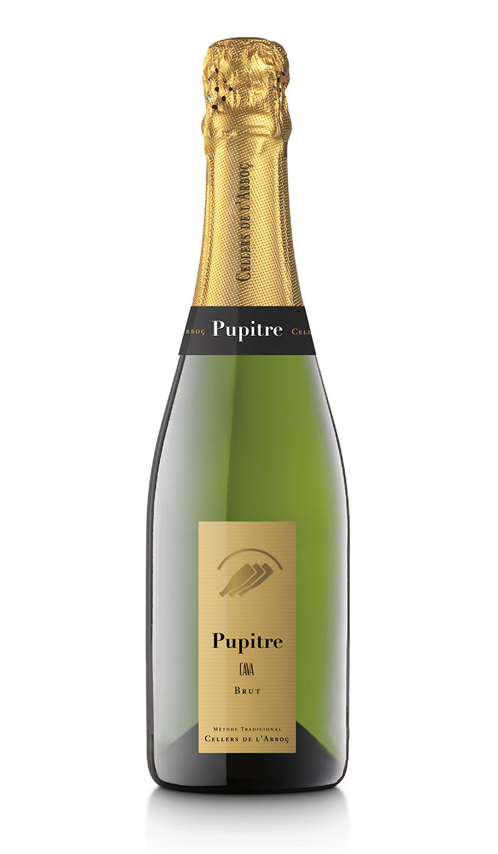 pupitre brut gold